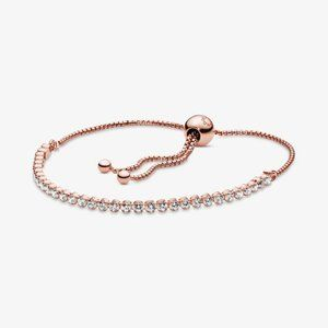 Pandora Sparkling Slider Tennis Bracelet